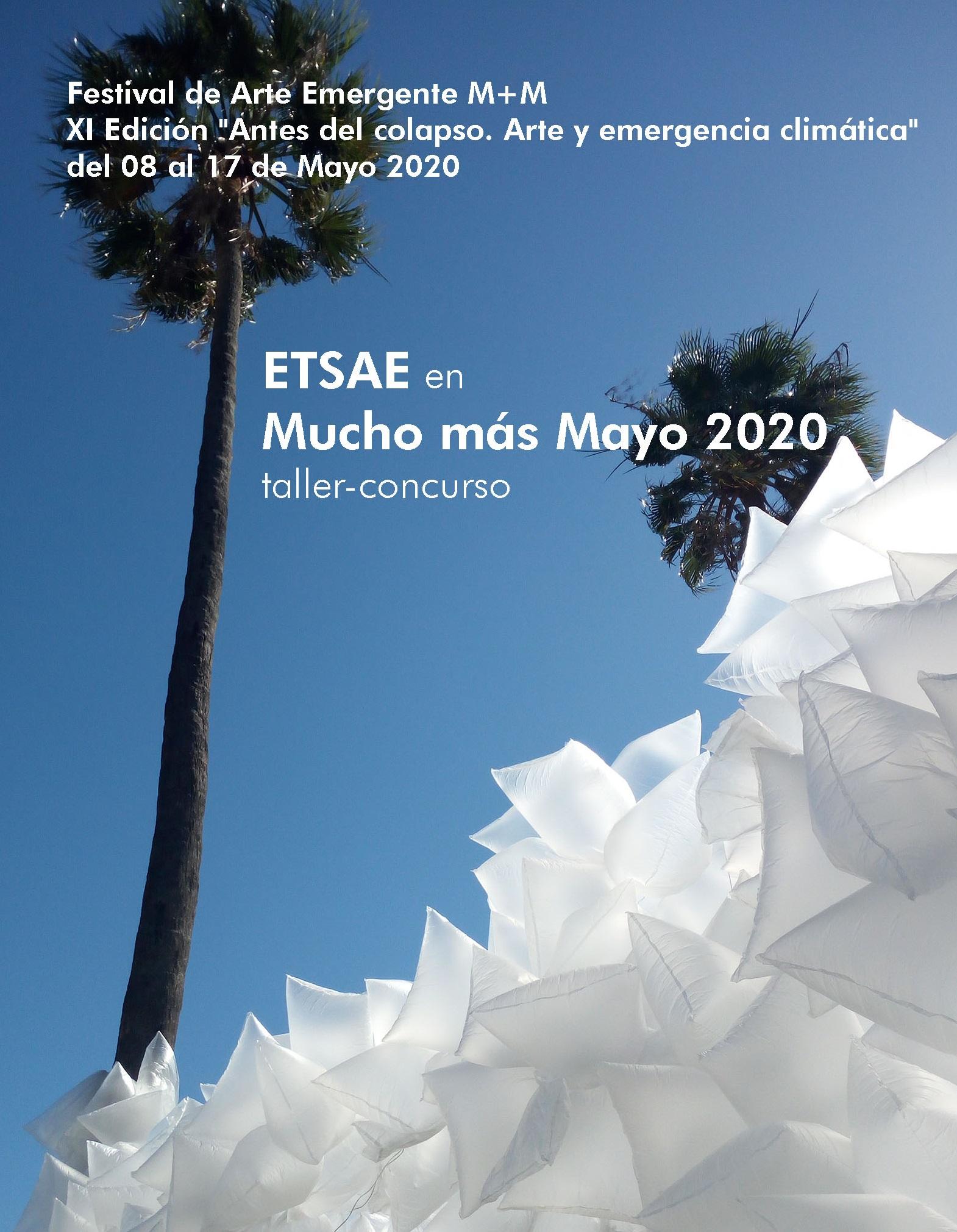 Festival de Arte Emergentes M+M